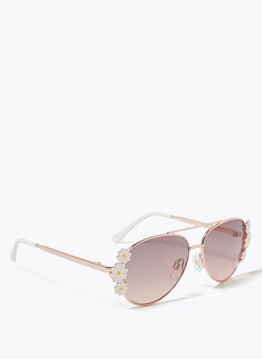 Marks & Spencer Güneş Gözlüğü Beyaz